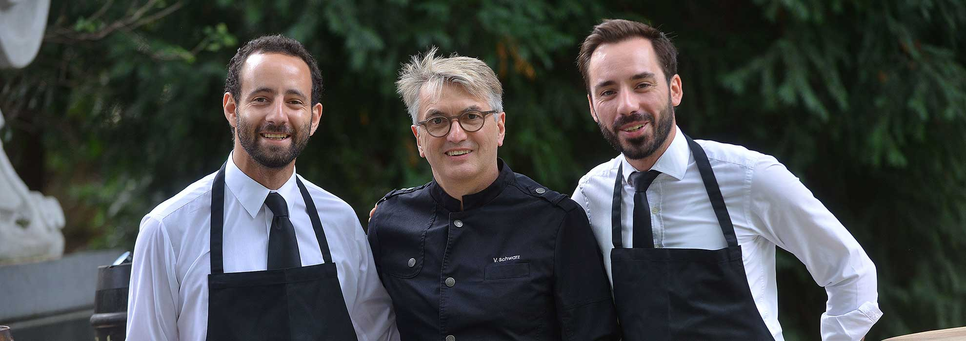 SCHWARZ FOOD Catering Team